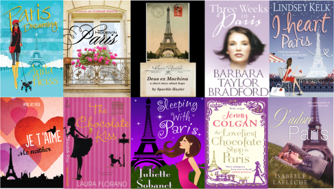 SPOTLIGHT ON... Paris: Ten Must-Read Chic-Lit/Romance Novels