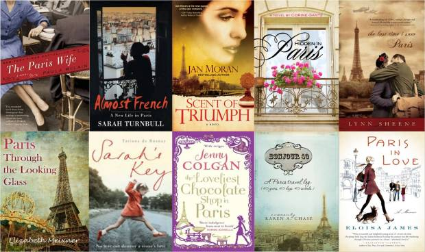 10 Must-read books about The City of Light—Paris