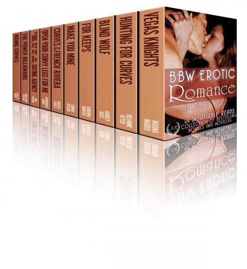 BBW Romance Boxed Set by Marina Maddix, Julianne Reyer, Aubrey Rose, Adriana Hunter, Tawny Taylor, Krista Lakes, Aphrodite Hunt, Ava Catori, Angelina Spears, Christa Wick