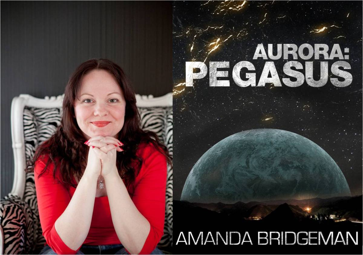 SPOTLIGHT ON... Momentum Books: Amanda Bridgeman