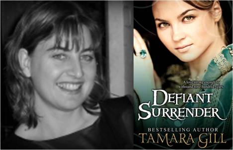 SPOTLIGHT ON... Historical Romance: Tamara Gill