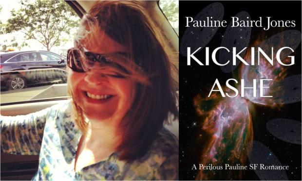 Kicking Ashe by Pauline Baird Jones