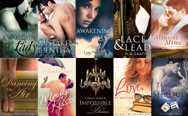 Escape Publishing November releases