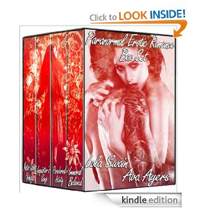 Paranormal Erotic Romance Box Set by  Lola Swain, Ava Ayers