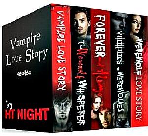 Box Set: Vampire Love Story Series by H.T. Night