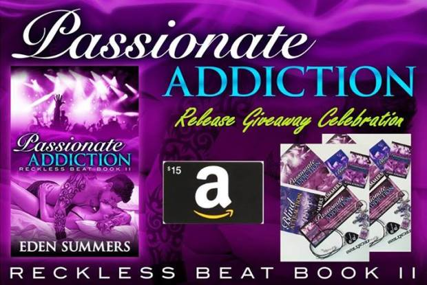 Passionate Addiction by Eden Summers