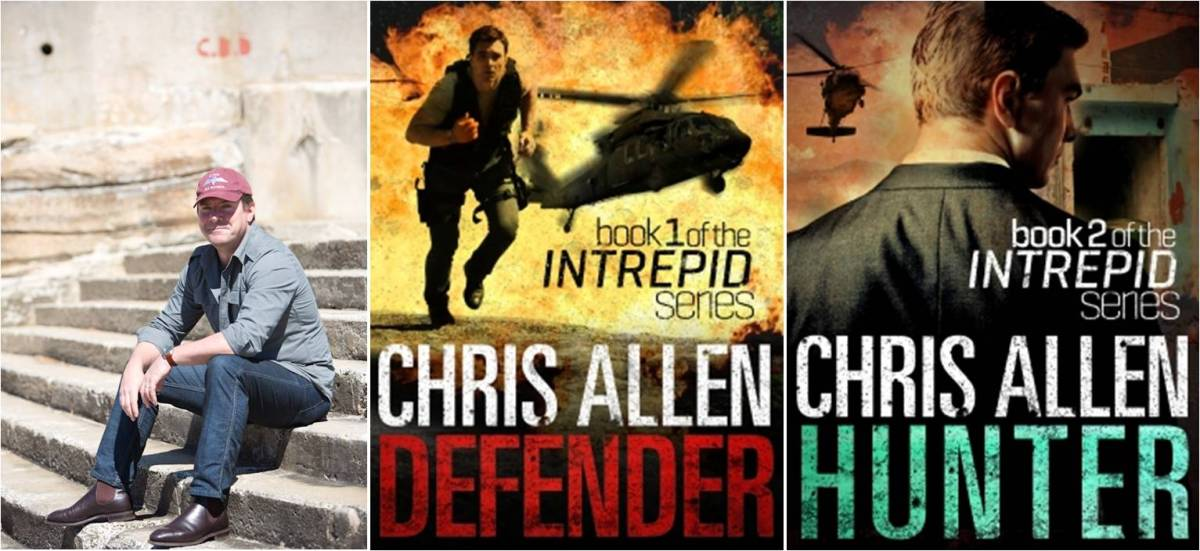 SPOTLIGHT ON... Momentum Books: Chris Allen