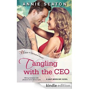 Tangling with the CEO by Annie Seaton