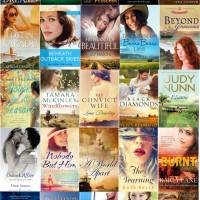 AUSTRALIA DAY 2014: Celebrating #OzRomance TOP 25