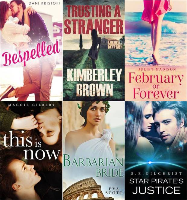 Escape Publishing February new releases