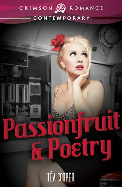 Passionfruit & Poetry by Tea Cooper