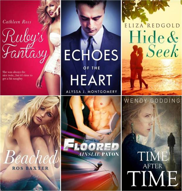 NEW RELEASES: Escape Publishing April releases