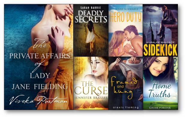 Escape Publishing June releases