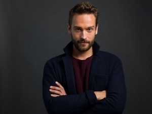 Tom Mison (pic supplied by Lexxie Couper)
