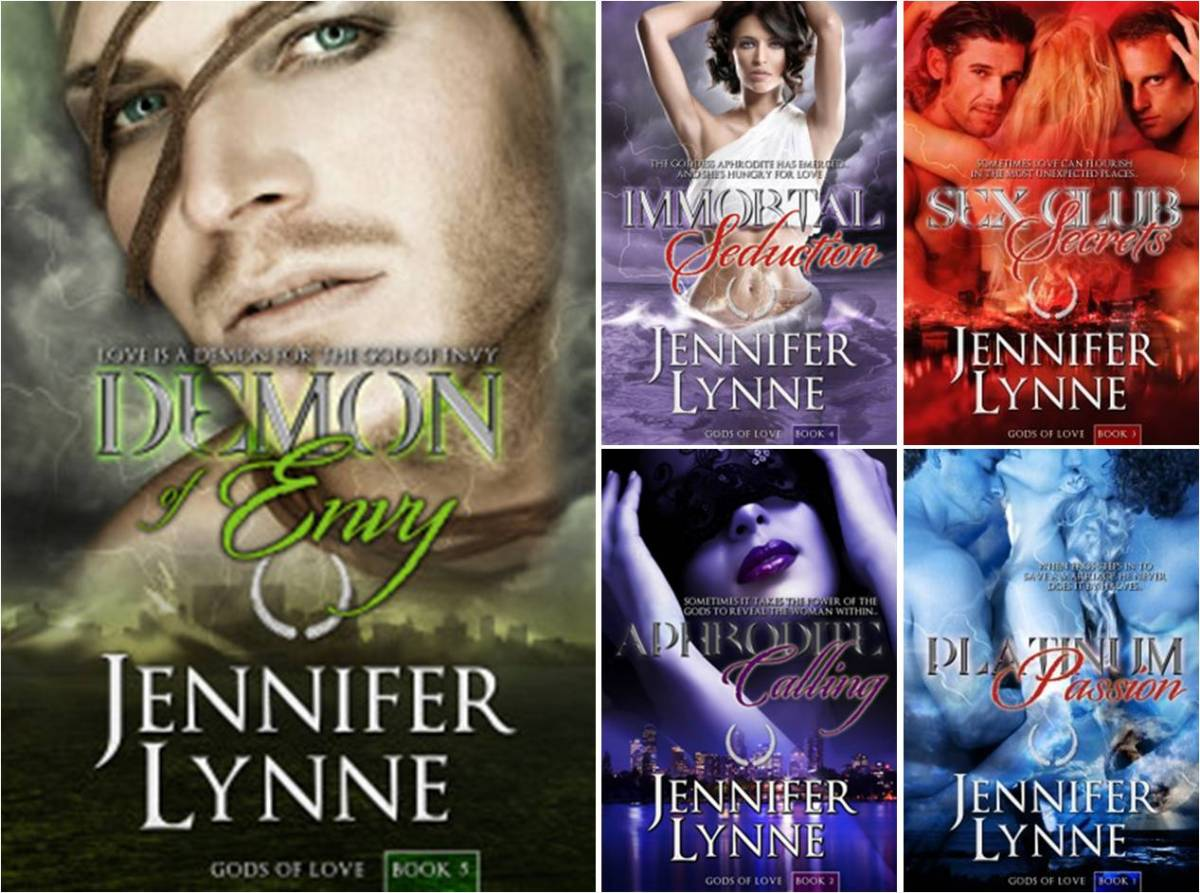 AUTHOR SPOTLIGHT: Jennifer Lynne