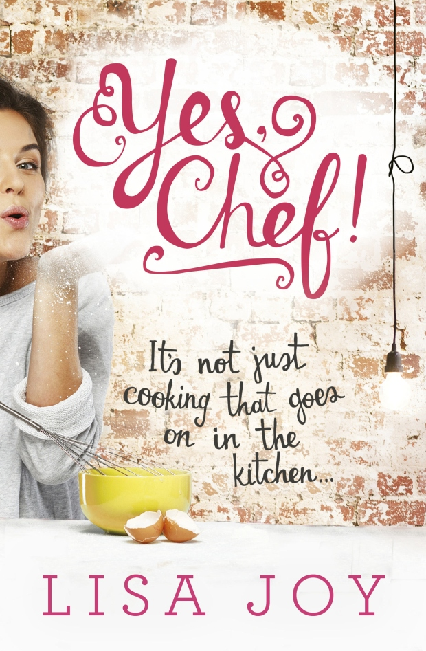 Yes, Chef! pb cover
