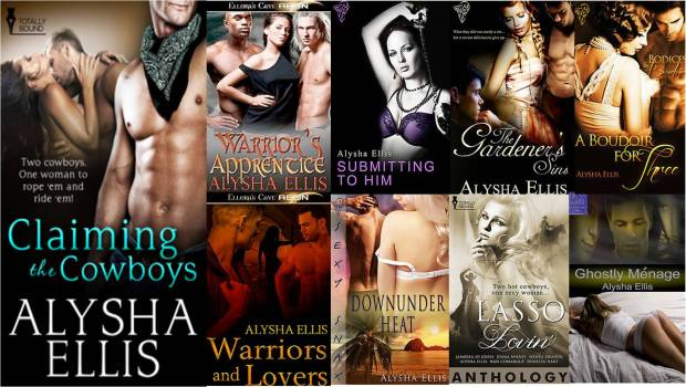 AusRomToday Alysha Ellis books