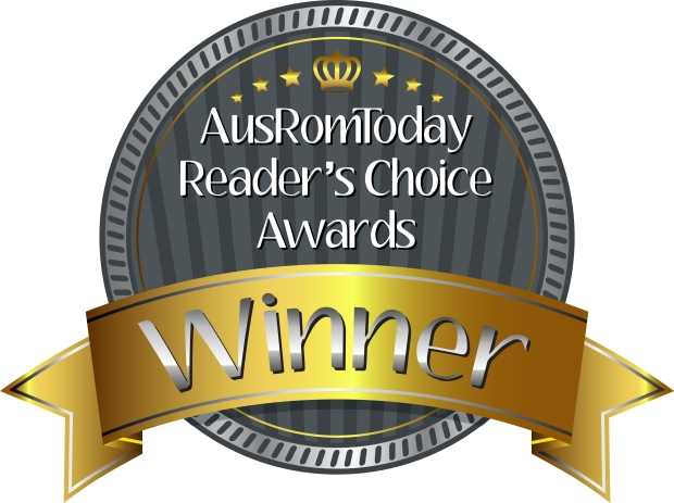 AusRomToday Winner badge