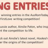 AusRomToday's #HookedOnYourFirstLove competition WINNERS!