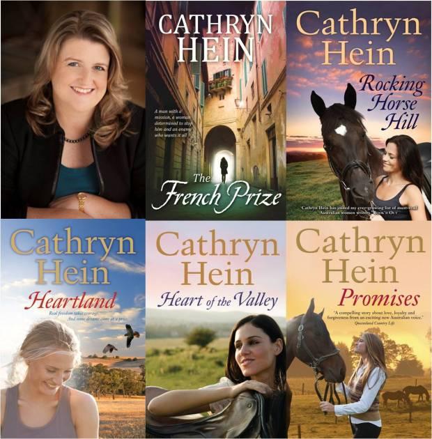 AusRomToday Cathryn Hein