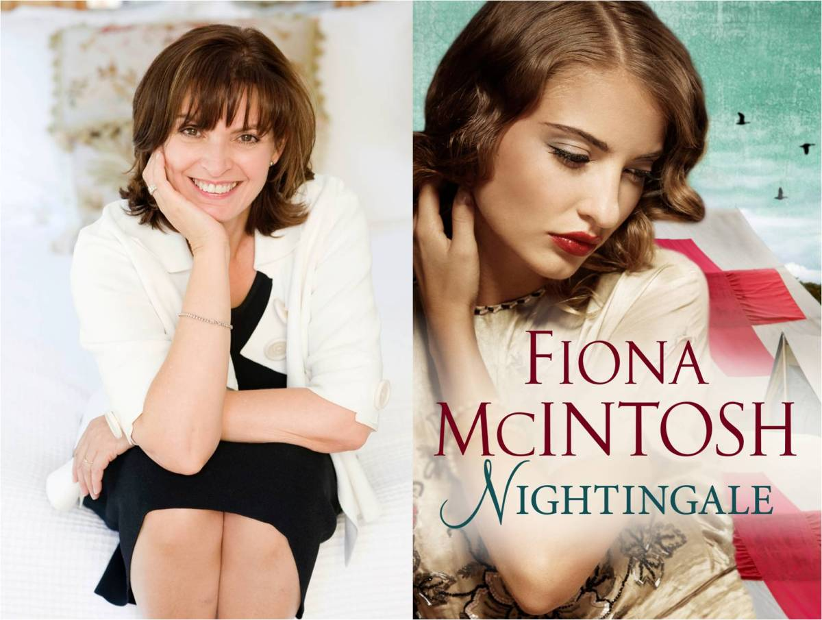 AUTHOR SPOTLIGHT: Fiona McIntosh