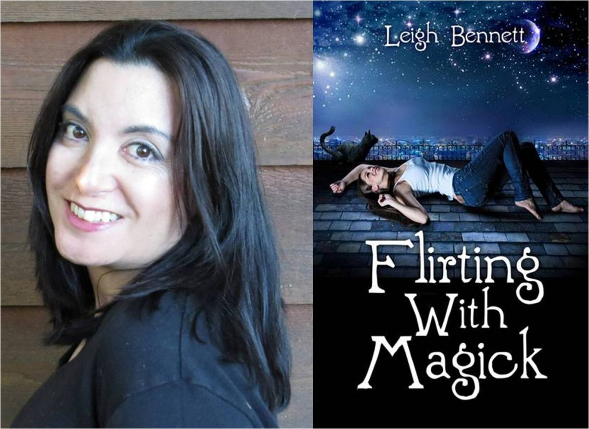 AUTHOR SPOTLIGHT: Leigh Bennett