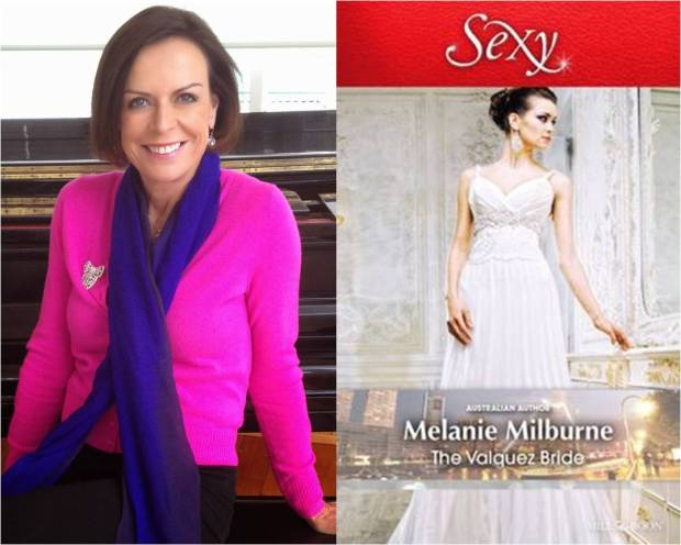 AusRomToday Melanie Milburne