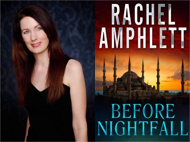 AusRomToday Rachel Amphlett