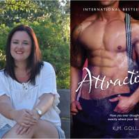 AUTHOR SPOTLIGHT: KM Golland