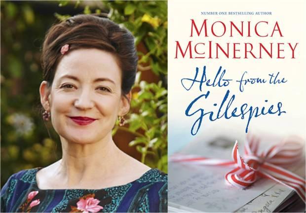 AusRomToday Monica McInerney