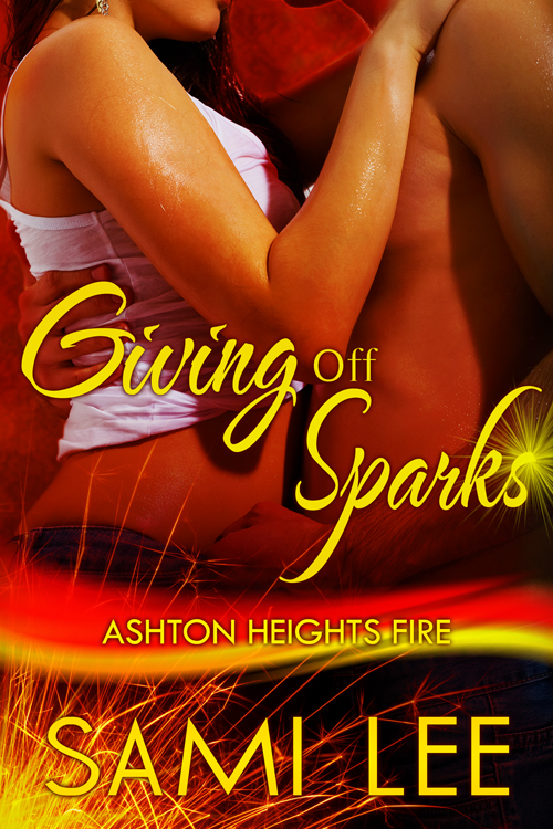Giving-off-Sparks