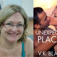 AUTHOR SPOTLIGHT: V.K. Black