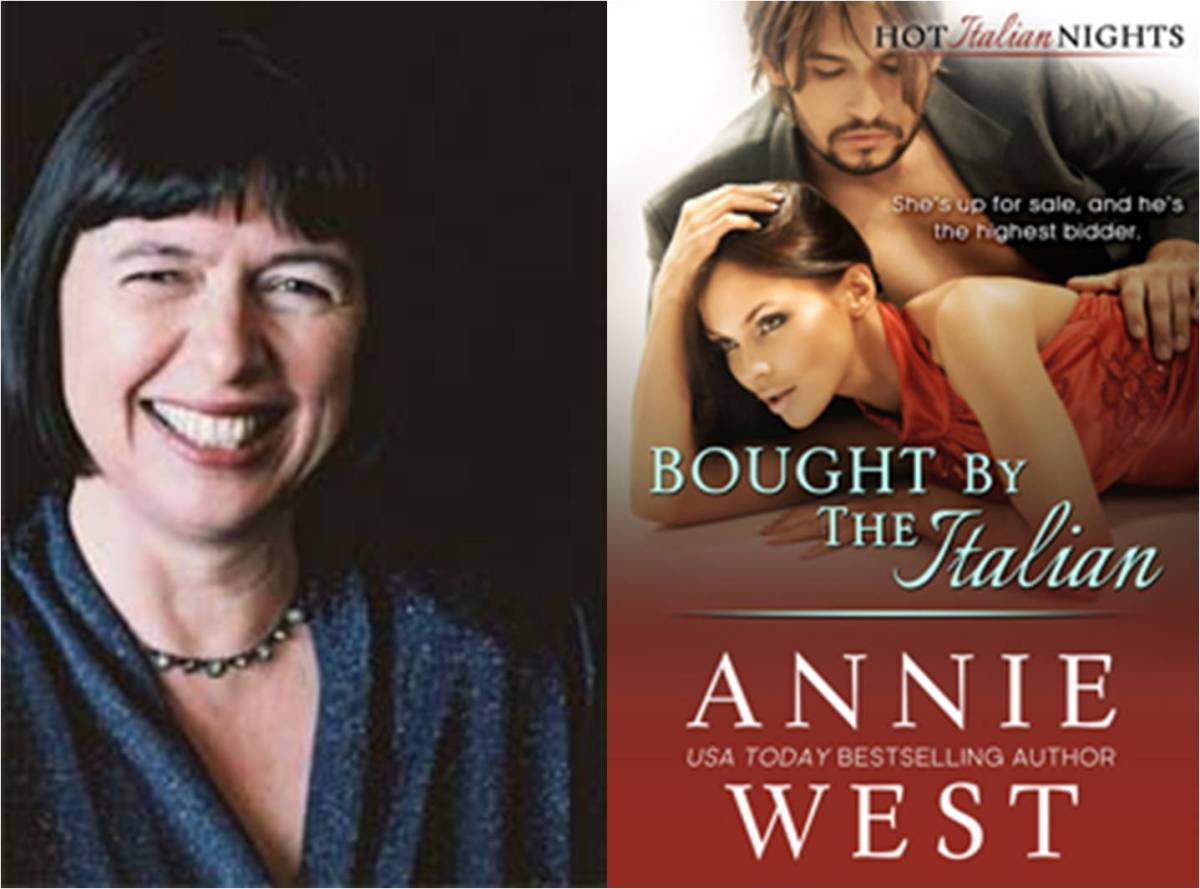 AUSSIE MONTH: Annie West