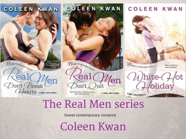 Coleen Kwan Real Men series