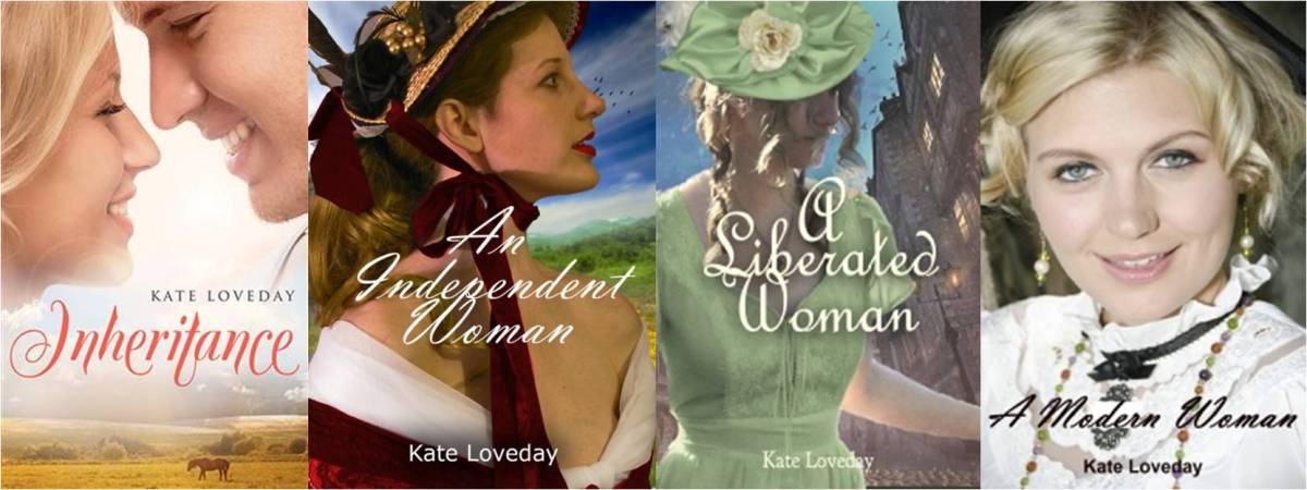 AUSSIE MONTH: Kate Loveday