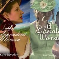 AUSSIE MONTH: Kate Loveday