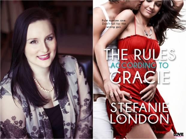 Stefanie London