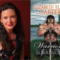 AUSSIE MONTH: Elizabeth Ellen Carter