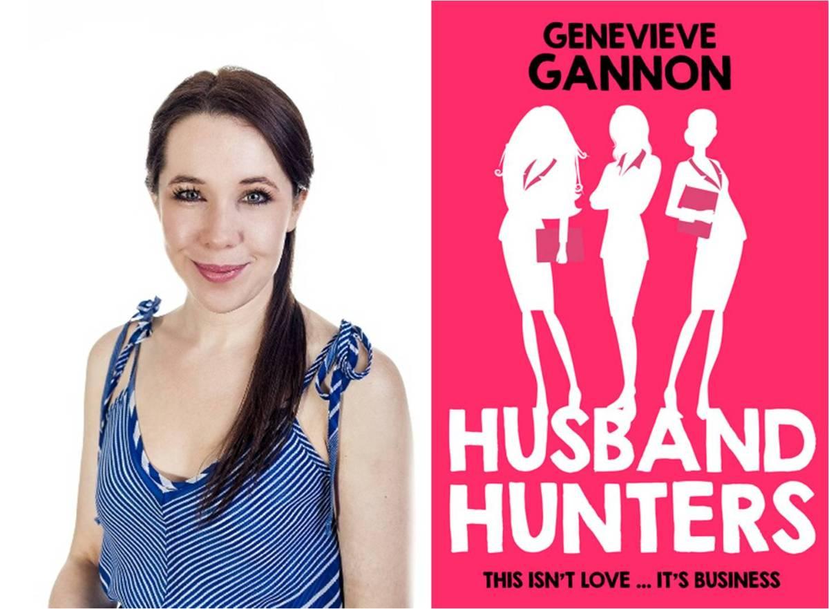 AUSSIE MONTH: Genevieve Gannon