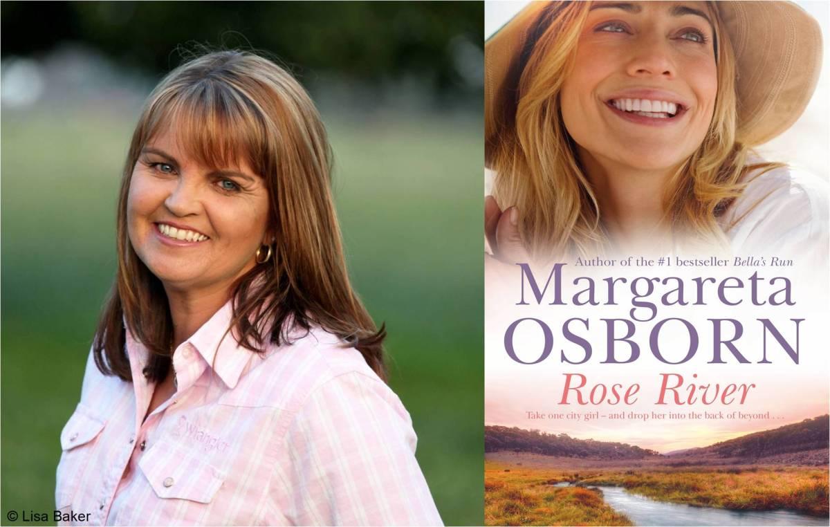 AUSSIE MONTH: Margareta Osborn