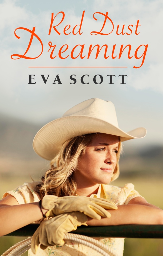 Red Dust Dreaming Cover