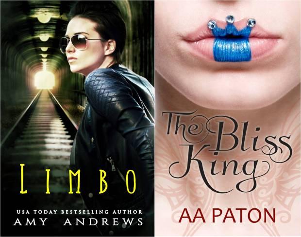 Authors on the edge