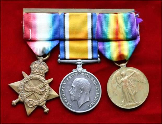 Freemie's medals