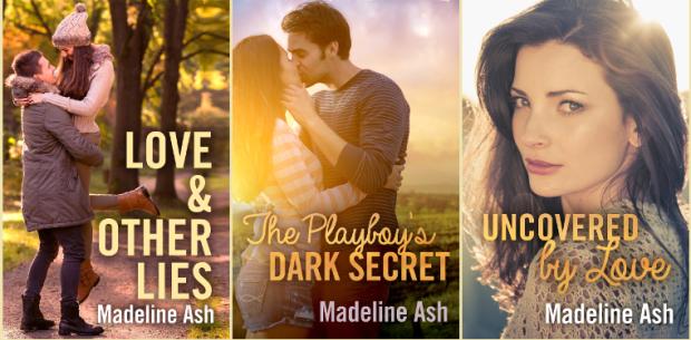 Madeline Ash Destiny Romance 99c titles