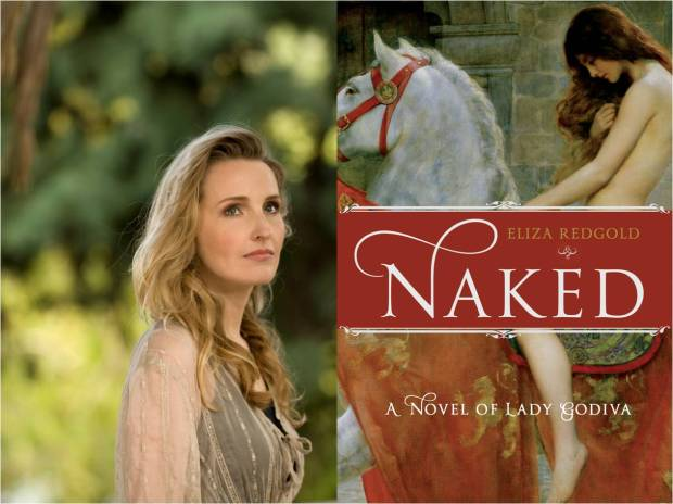 AusRom Today Eliza Redgold Naked—A Novel of Lady Godiva