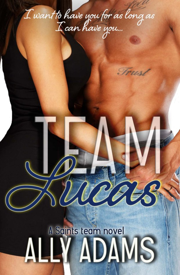 Team Lucas front cover_med res