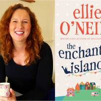 AUTHOR OF THE MONTH: Ellie O'Neill