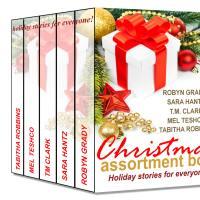 CHRISTMAS WITH… Sara Hantz, TM Clark, Mel Teshco, Robyn Grady