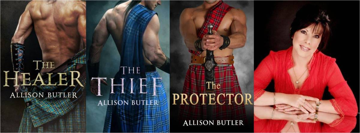 AUSSIE MONTH with Allison Butler