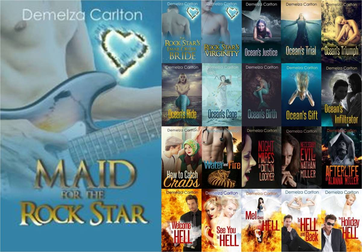 AUSSIE MONTH with Demelza Carlton